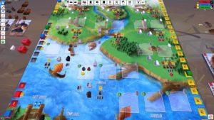Randomness in Board Games