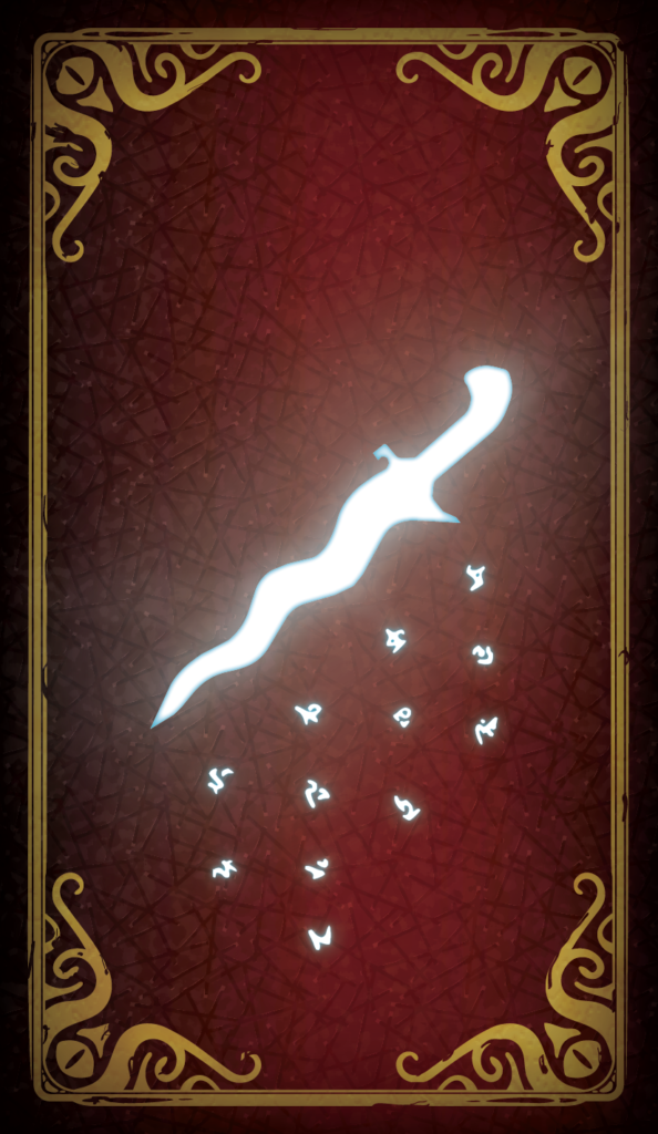 Character Card Back